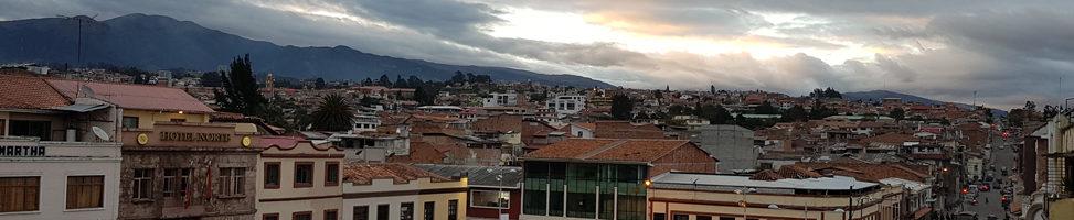 Cuenca: Ecuadors Schöne
