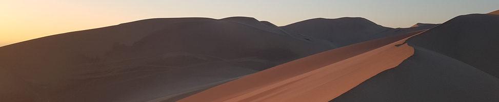 Huacachina: viel Spaß in der Wüste