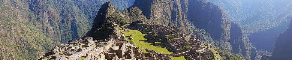 Machu Picchu: ein echtes Weltwunder