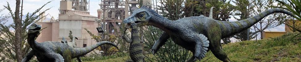 Sucre: auf den Spuren der Dinosaurier