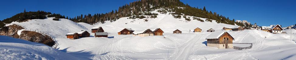 Südtirol: sommerlicher Winterurlaub
