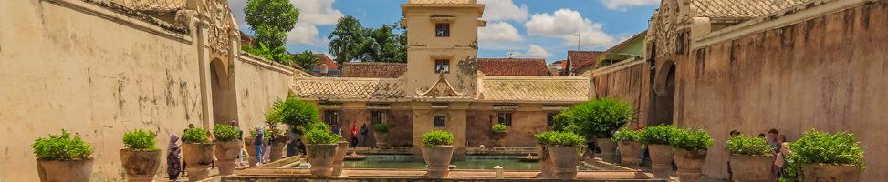 Yogyakarta: viel Trubel auf Java