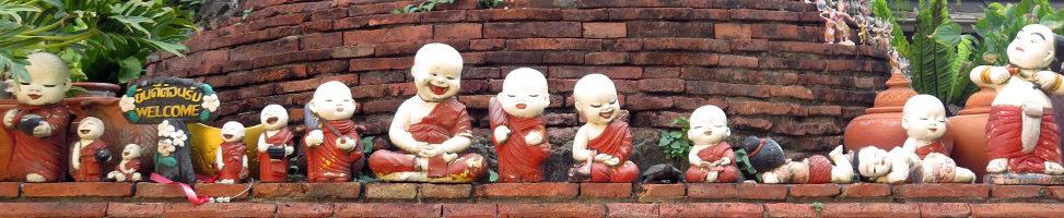 Ayutthaya: Tempelruinen-Marathon