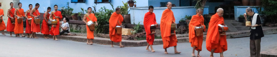 Luang Prabang: Das Juwel Laos'