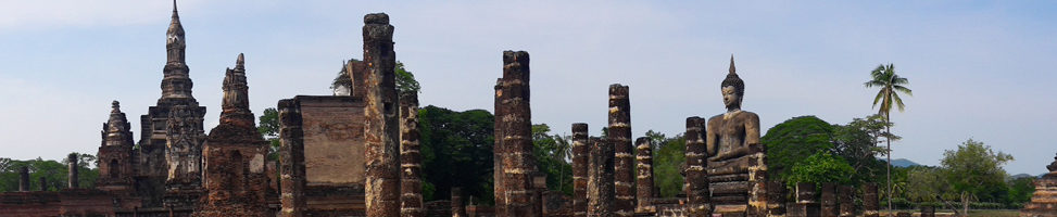 Sukhothai: Wiege Thailands