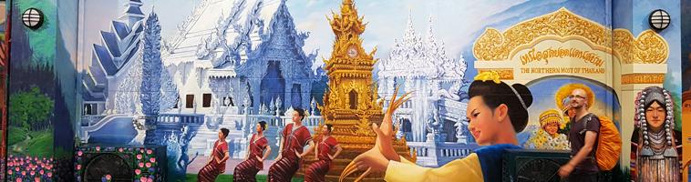 Drei Farben Chiang Rai